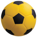 Champion Coated Foam Soccer Sport Ball