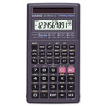 "Casio FX-260SOLAR Black 10 Digit Scientific Calculator, 3 1, 8"" x 6 3, 8"" x 1, 2"""