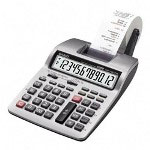 "Casio HR100TMPLUS Calculator, 12 Digit, 2 Color Print, 6 1/3"" x 10 2/3"" x 2 5/8"""