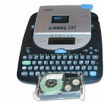 "Casio Kl780 Ez-Label Label-It Label Printer for 3/4"" Wide Tapes"
