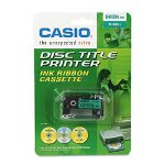 Casio Thermal Ink Ribbon For Csocwe60/Cwe85 Disc Title Printers, 3/4W, Green