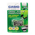 Casio Thermal Ink Ribbon For Csocwe60/Cwe85 Disc Title Printers, 3/4W, Silver