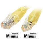 Startech Molded Cat 6 UTP Patch Cable - ETL Verified - Patch Cable - 5 Ft