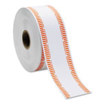 MMF Industries Automatic Coin Flat Wrapper Rolls, Quarters, $10, 1900 Wrappers/Roll