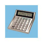 Universal 16005 Business Desktop Calculator, Battery, 10 Digit Display