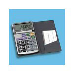 Universal 15995 Handheld Business Calculator with Wallet Case, 10 Digit Display