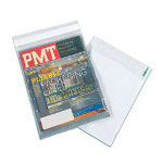 "Box Partners 9"" x 12"" Clear View Self Seal Poly Mailers"