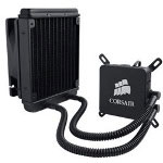 Corsair Memory Hydro Series H60 - Liquid Cooling System CPU Heat Exchanger With Integrated Pump