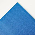 "Crown Mats & Matting Comfort King™ Vinyl Anti-Fatigue Mat, 36"" x 60"", Blue"