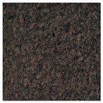 Crown Mats & Matting Rely-On Olefin Indoor Wiper Mat, 24 X 36, Brown/black