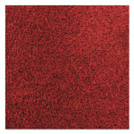 Crown Rely-On Olefin Indoor Wiper Mat, 36 x 48, Red/Black