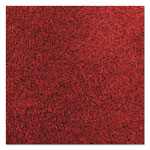 Crown Rely-On Olefin Indoor Wiper Mat, 36 x 120, Red/Black