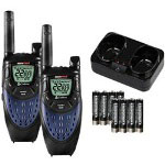Cobra MicroTALK CXT425 - Two-way Radio - FRS/GMRS