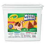 Crayola Model Magic Modeling Compound, Assorted Natural Colors, 2 lbs.