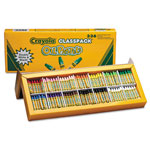 Crayola Oil Pastels,12-Color Set, Assorted, 336/Pack