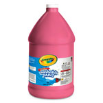 Crayola Washable Paint, Red, 1 gal