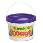 Crayola Modeling Dough, Violet, 3 lbs