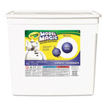 Crayola Model Magic Modeling Compound, 8 oz each packet, White, 2 lbs