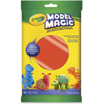 Crayola Modeling Clay, Modeling Magic, 4oz, Neon Red
