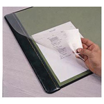 Artistic Office Products Clear Sheet Desk Pad, 25 x 40, Clear