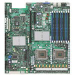 Intel Server Board S5000PAL - Motherboard