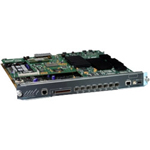 Cisco Cisco Supervisor Engine 32 - Control Processor - EN, Fast EN, Gigabit EN - Plug-in Module - w/Cisco Policy Feature Card 3B PFC3B
