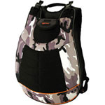Mobile Edge MEBSP6 SecurePack - Notebook Carrying Backpack - Orange, Camouflage