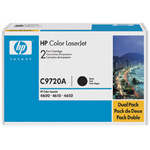 HP Dual Pack Toner Cartrid2 x Black