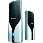 Philips SPA3200 - PC Multimedia Speakers - 5 Watt (total)