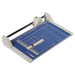 "Dahle Professional Rolling Trimmer, Model 550, 20 Sheet Capacity, 14 1/8"" Cut Length"
