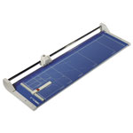 "Dahle Professional Rolling Trimmer, Model 556, 14 Sheet Capacity, 37 3/4"" Cut Length"