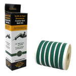 Drill Doctor Six 80 Grit Belt Kit for Work Sharp WSocketS