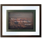 Dax Motivational Quote, Nature P, Black