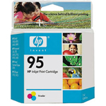 HP C8766WN#140 95 Color Print Cartridge, 260 Pages