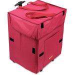 "dbest Bigger Smart Cart, 14"" x 20"" x 12-4/5"", Red"