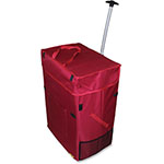 "dbest Jumbo Smart Cart, 14"" x 29"" x 19-4/5"", Red"