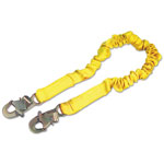 DBI/Sala ShockWave2 Shock-Absorbing Lanyard, 900 lb Arresting Force
