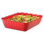 Cambro Deli Crock 5Qt-Red