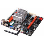 Zotac NM10-DTX WiFi - Motherboard - Mini-DTX - INM10