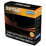 Zotac GeForce 9300-ITX WiFi - Motherboard - Mini ITX - GeForce 9300