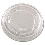 Dart Container 200PCL Clear Conex Lid for 1 1/2 - 2 Ounce Cups