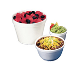 Dart Dart 24MJ48 Squat 24oz Foam Food Containers