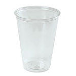 Dart Container Conex Cup Pls Clear Squat 9oz 50/pk 20/cs