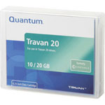 Certance 3 x Travan 10 GB / 20 GB TR-5 StoraMedia