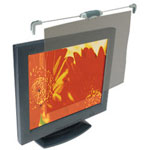 "Kensington Snap2 20""-22"" Widescreen Flat Panel Protection Panel - Display Privacy Filter - 20"" - 22"" Wide - Gray"