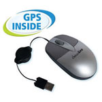 Deluo GPS USB Mouse GPS Receiver w/ Software