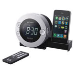 Sony ICF-C7iP Clock Radio For IPod