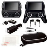 Dreamgear 9 In 1 Starter Kit - Game Console Accessory Kit