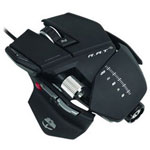Mad Catz Cyborg CCB437050002/04/1 Mouse - Laser Wired - Black