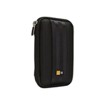 Caselogic Portable Hard Drive Case - Storage Drive Carrying Case